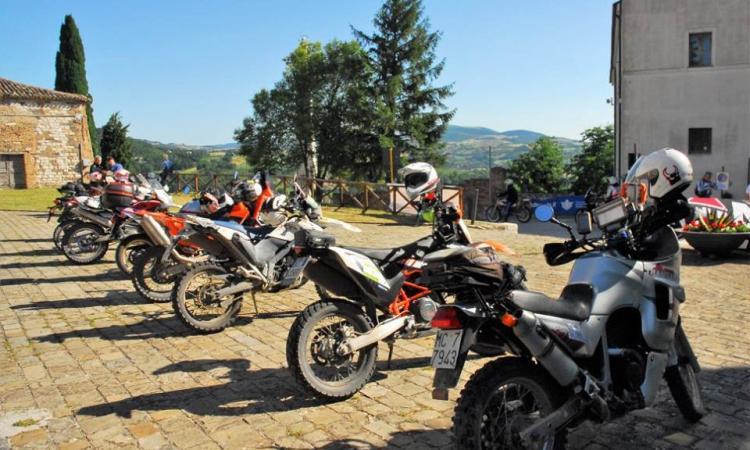 Elcito all Terrain: successo per la motocavalcata (Foto)