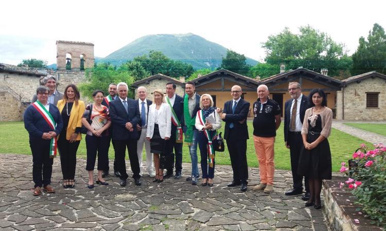 Sottoscritto un protocollo d'intesa tra il consolato della Bulgaria e i Comuni dell'alta Val Potenza