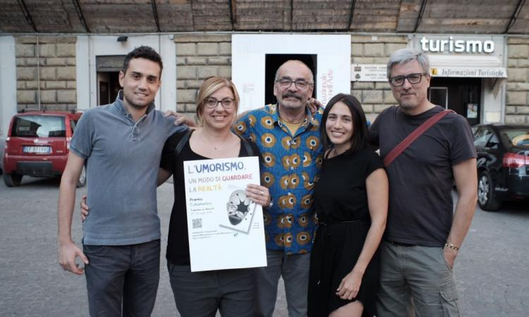 """Torna a Tolentino il Premio Colsalvatico: """"L'umorismo, un modo di guardare la realtà"""""""