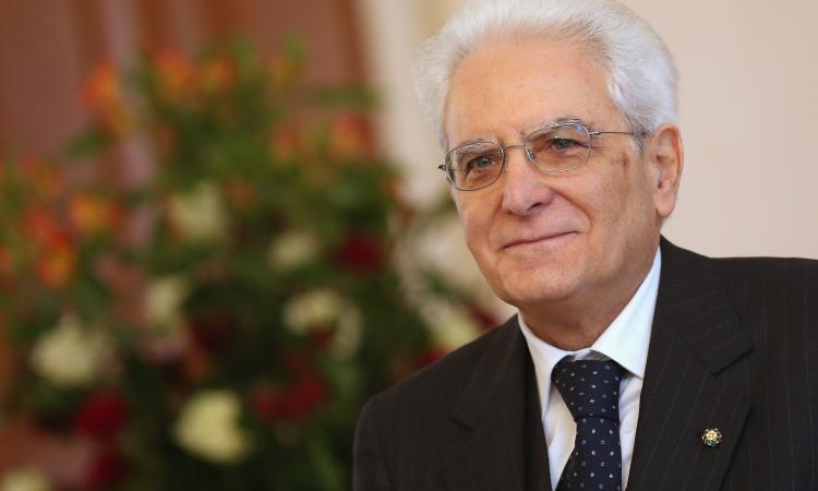 Il Presidente Mattarella in visita ad Esanatoglia