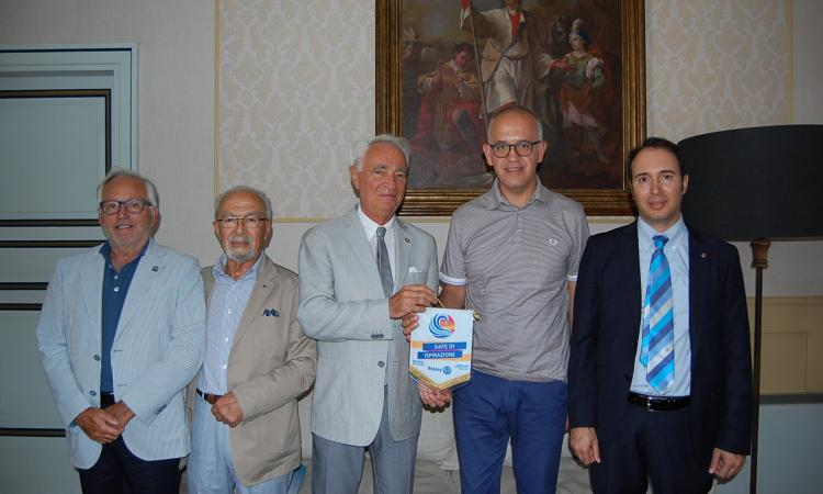 Il Rotary Civitanova festeggia i suoi primi 40 anni