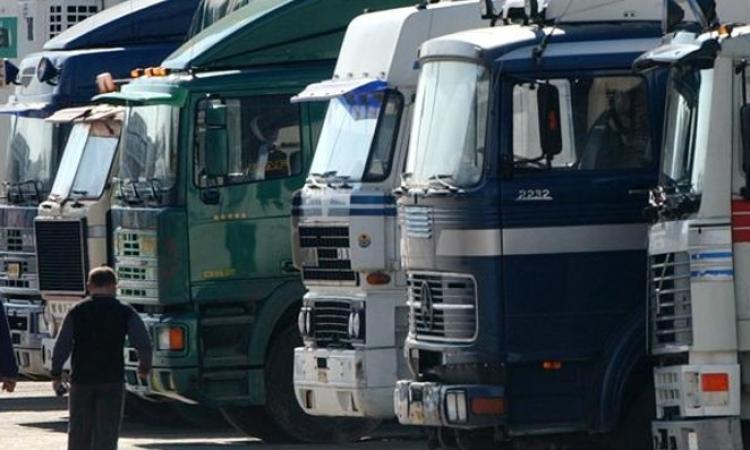 Gli autotrasportatori pronti al fermo: l'appello al Governo anche da Macerata