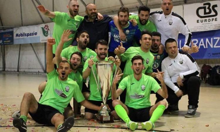 Il Bayer Cappuccini parteciperà al prossimo campionato FIGC di calcio a 5