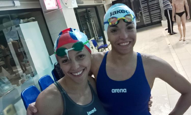 La 18enne maceratese Maria Chiara Cera protagonista ai Campionati Europei di nuoto EDSO