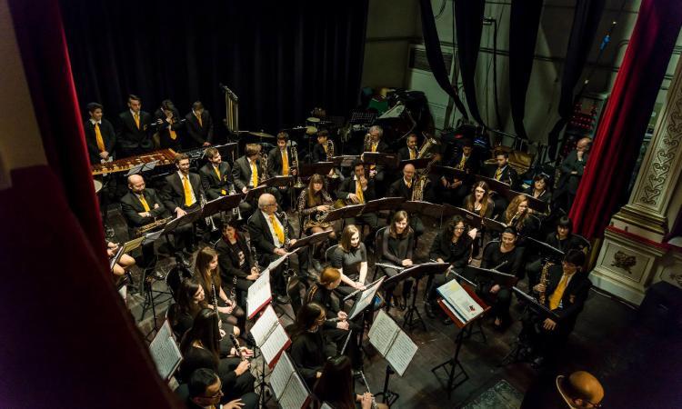 """Due serate-evento con il Barbiere di Siviglia per il Concerto di Fiati """"G.Verdi"""" di Tolentino"""