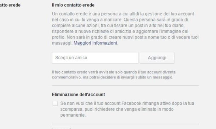 Facebook chiude il profilo della figlia morta, la madre ottiene l'accesso