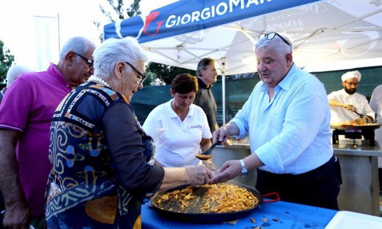 GiorgioMare, oltre 200 persone per festeggiare i due anni di attività - FOTO e VIDEO