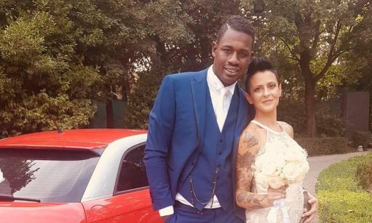 Meluzzi celebra il matrimonio di Paolo Diop a Tolentino - VIDEO