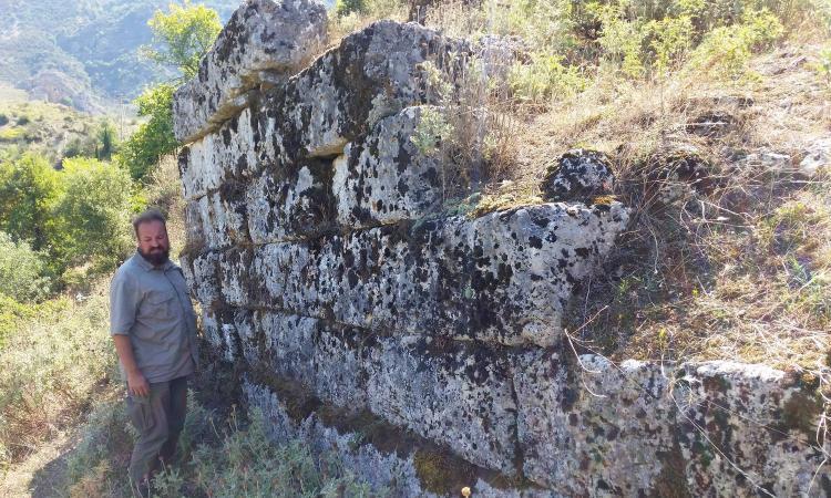 Unimc porta alla luce fortezze romane in Albania