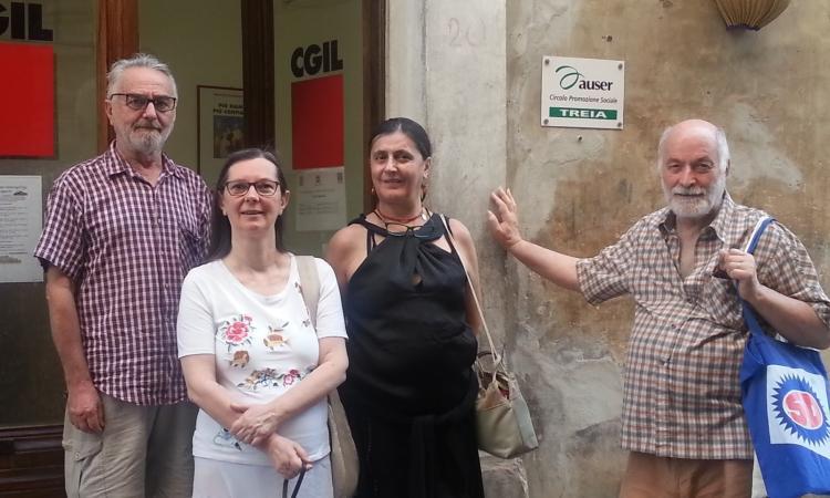Treia: escursione erboristica e pellegrinaggio alla Grotta di Santa Sperandia
