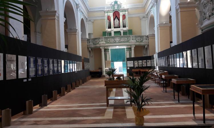 """""""Giacomo Leopardi e il suo tempo"""", già 6000 visite nella Chiesa di San Vito"""
