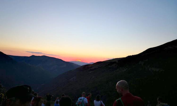 Grande successo e partecipazione record per la Notte Stellata a Bolognola - FOTO