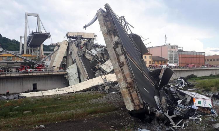 """Genova, un ingegnere tolentinate aveva avvertito a febbraio: """"Armature corrose, problema che si aggrava nelle città di mare"""""""