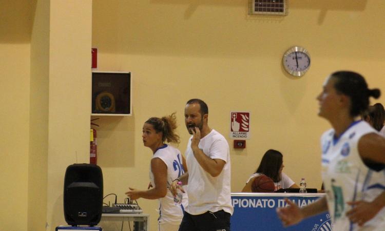 Basket, Infa Feba in campo a Orvieto. Coach Scalabroni fiducioso per il campionato