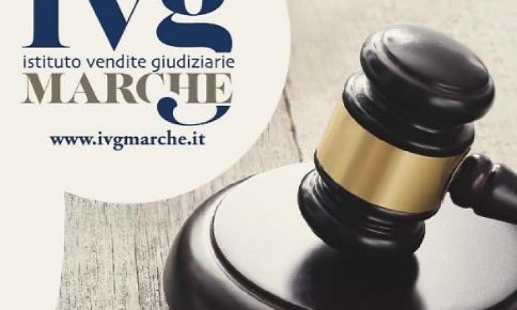 IVG Marche - Aste telematiche e tradizionali del 6 e 7 e 19 Dicembre -  10 Gennaio 2019
