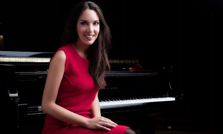Gloria Campaner in concerto per Camerino