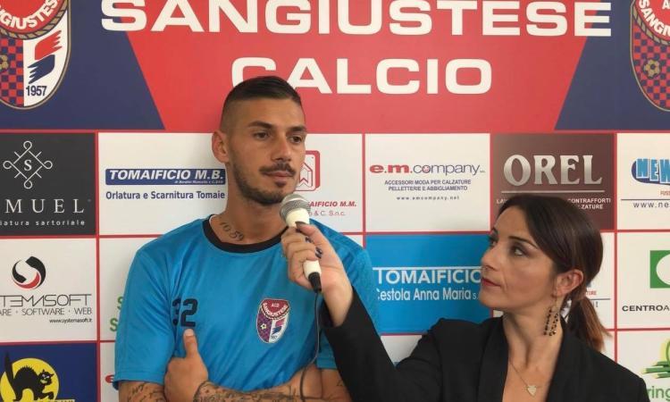 """Sangiustese, la carica di Moracci: """"Il futuro della stagione è nelle nostre mani"""""""