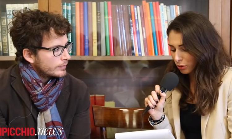 Galeotta fu l'intervista: il filosofo Diego Fusaro e la giornalista Aurora Pepa si sposano