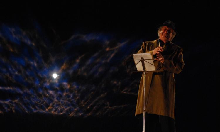 "San Severino, i Teatri ""aprono"" stasera con Eugenio Allegri"