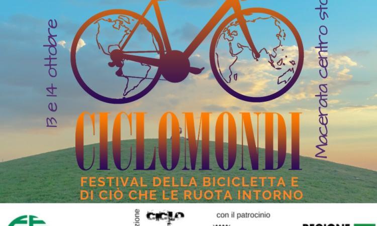 Macerata, tutti in sella con CicloMondi