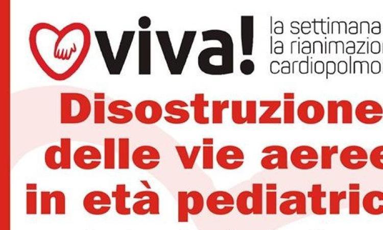 Potenza Picena, domenica al via un corso gratuito di disostruzione pediatrica