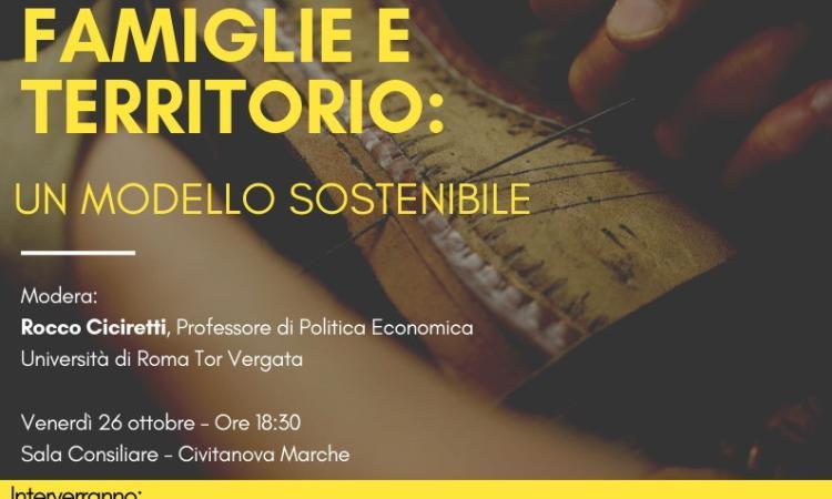 Civitanova Marche: banche, famiglie e territorio, un modello sostenibile