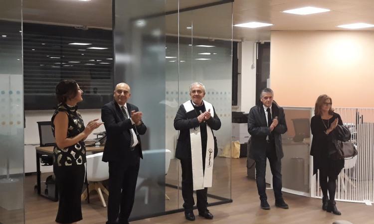 UBI Banca inaugura la rinnovata filiale di Civitanova in corso Umberto I