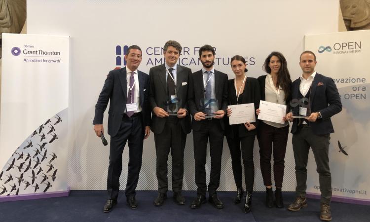 Delta Srl di Montecassiano premiata come Open Innovative Pmi