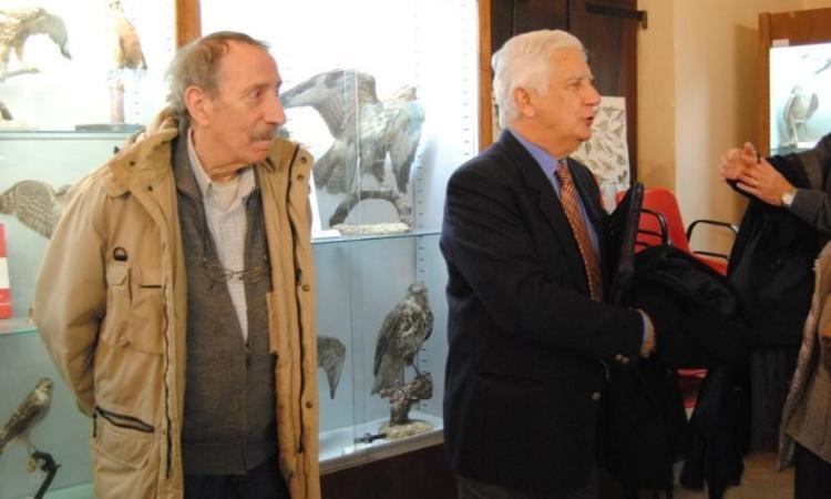 """Gli """"Amici del Liceo Galilei"""" in visita al Museo di Storia Naturale"""