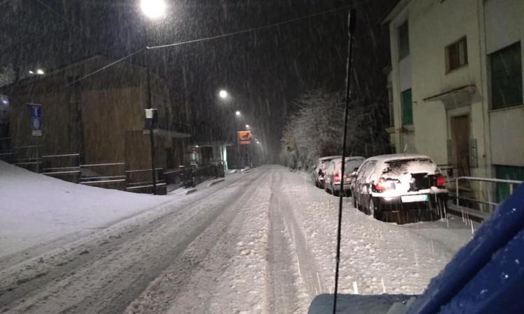 Meteo, nuova perturbazione in arrivo dai Balcani: torna la neve nelle Marche