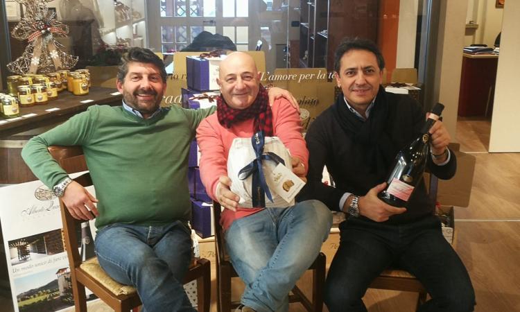Visita di Picchio News alla dolciaria Quacquarini (FOTO)