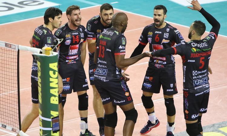 Volley, Perugia-Lube Civitanova: come seguire la partita in tv