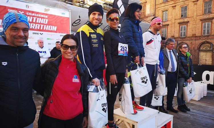 Tolentino, grande successo per la prima edizione dell'Arena challenge half marathon (FOTO)