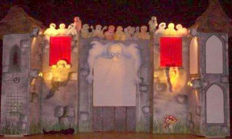 """Domenica 13 gennaio al Teatro delle Logge di Montecosaro in scena """"La rivolta dei fantasmi"""""""