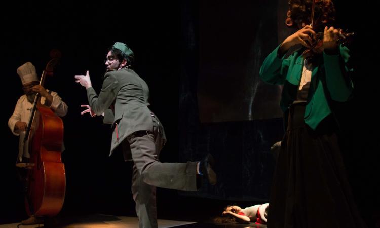 """Terzo sold out consecutivo al Teatro Annibal Caro di Civitanova con """"Schiaccianoci Swing"""""""