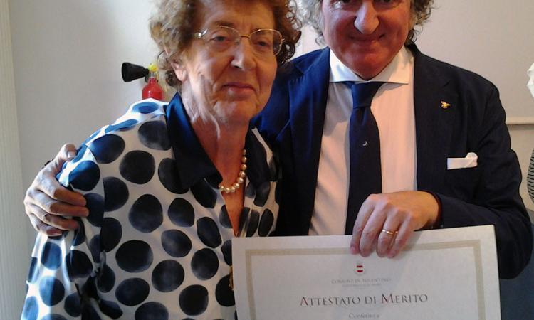 """Tolentino saluta Maria Cogoi Reggio. Pezzanesi: """"Lascia un segno indelebile in tutti noi"""""""