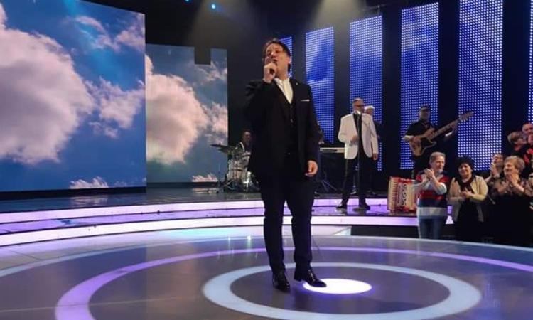 """Record di ascolti per Roberto Carpineti a """"Cantando Ballando"""" su Canale Italia"""