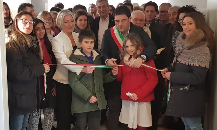 Recanati, inaugurata oggi la nuova Mediateca