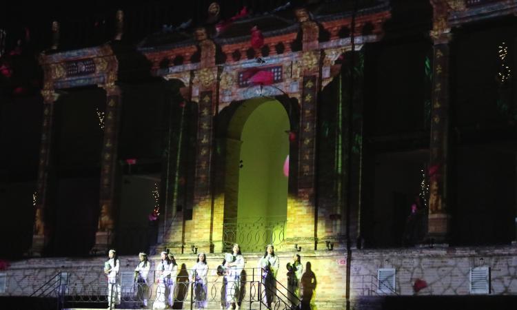 Macerata, il Capodanno cinese accende lo Sferisterio: subito esauriti i 1.500 biglietti (FOTO)