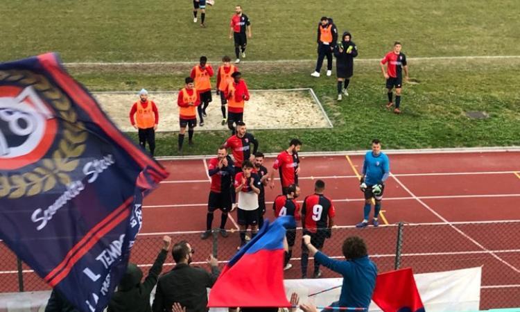 Pareggio tra Castelfidardo e Sangiustese: il match finisce 1 a 1