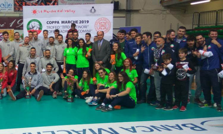 Coppa Marche Volley: la vittoria va a Civitanova, solo secondo posto per la Medea