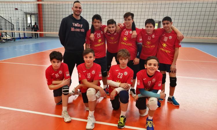 Volley Macerata: i risultati delle giovanili