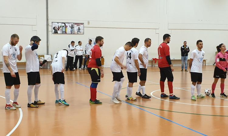 Calcio a 5: Il Bayer Cappuccini travolgente contro il Potenza Picena si mantiene in scia Play-off