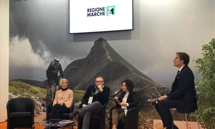 Porto Recanati alla Bit di Milano: grande interesse per la mostra sui 50 anni dallo sbarco sulla luna