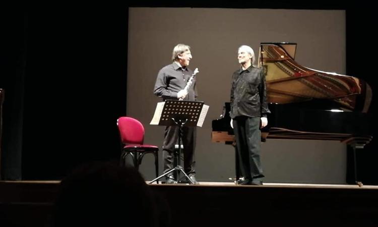 Matelica, al Teatro Piermarini il concerto del Duo da Camerino