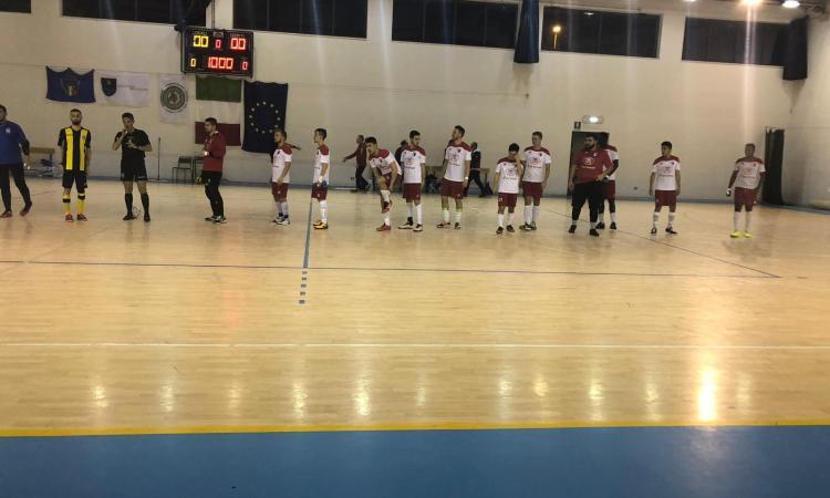 Calcio a 5, Serie D: prima sconfitta stagionale per il Borgorosso Tolentino
