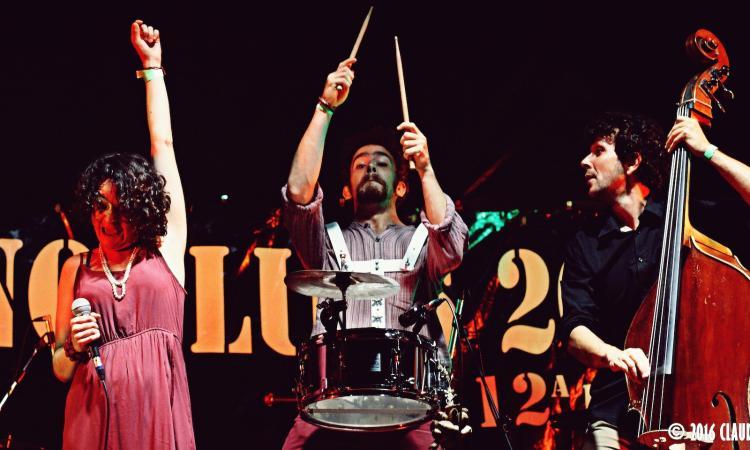 Tolentino, La musica dei Betta Blues Society protagonista al castello della Rancia