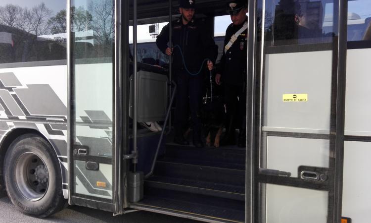 Stretta dei Carabinieri contro il consumo di sostanze stupefacenti tra i giovani
