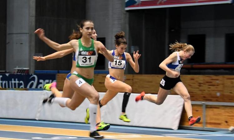 Atletica Recanati: La sprinter Melissa Mogliani Tartabini è campionessa italiana (FOTO)