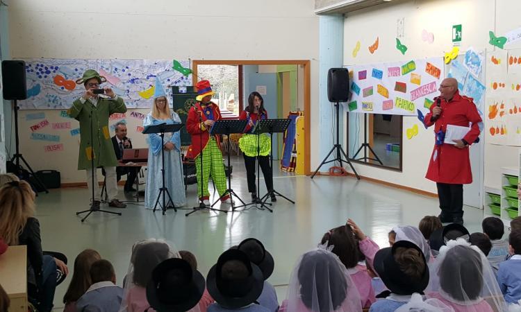 Rotary in favola alla scuola d'infanzia di Belforte del Chienti